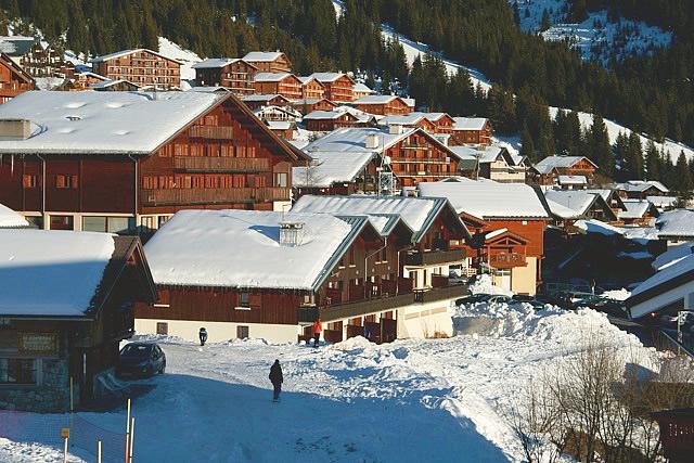 location appartement les saisies en savoie ski espace